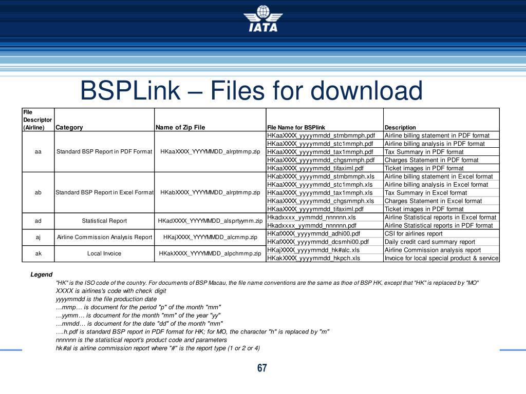 BSPLink – Files for download