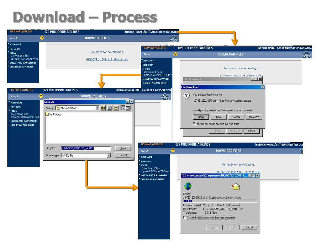 Download – Process