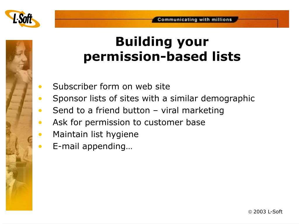 Building your