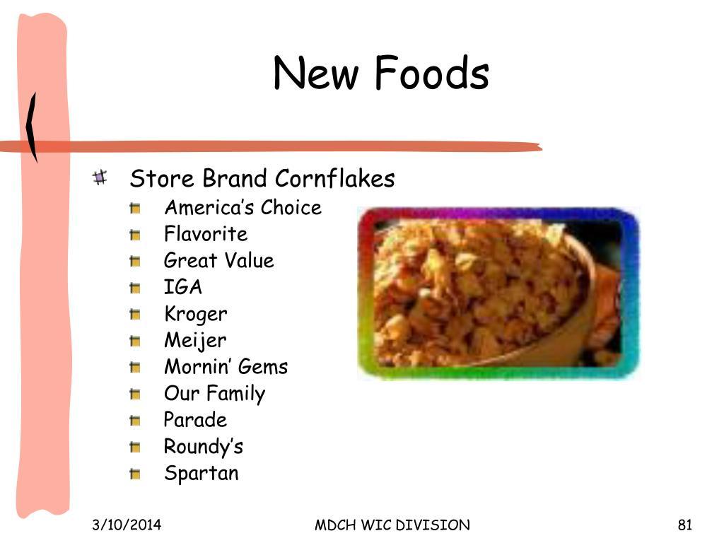 Store Brand Cornflakes