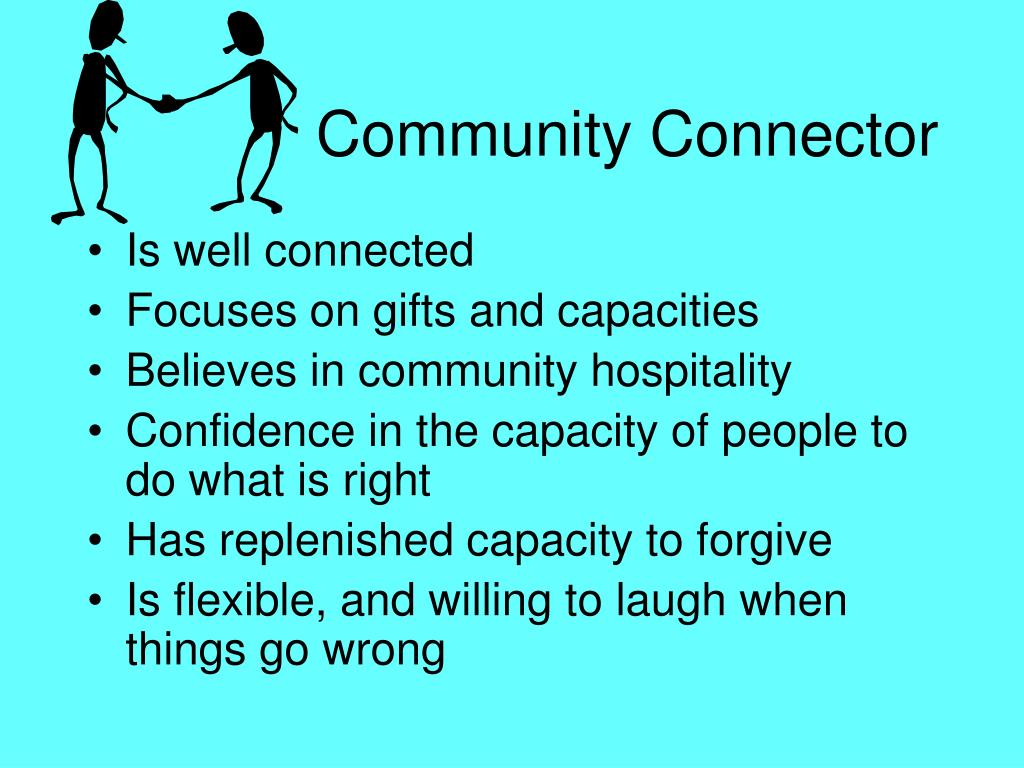 Community Connector