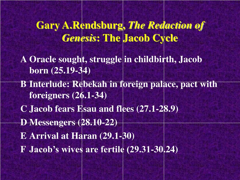 Gary A.Rendsburg,