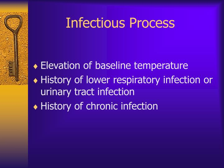 Infectious Process