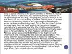 cory s story