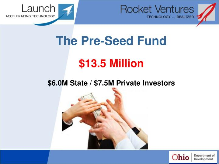 The Pre-Seed Fund