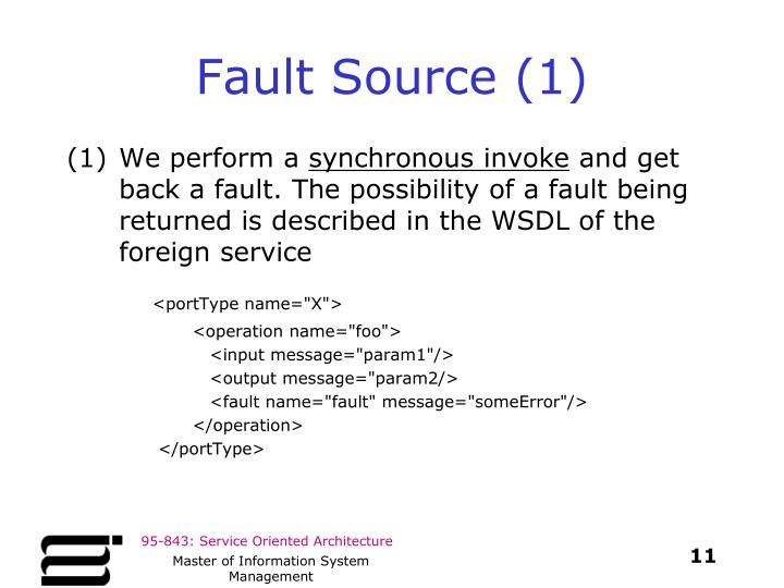 Fault Source (1)