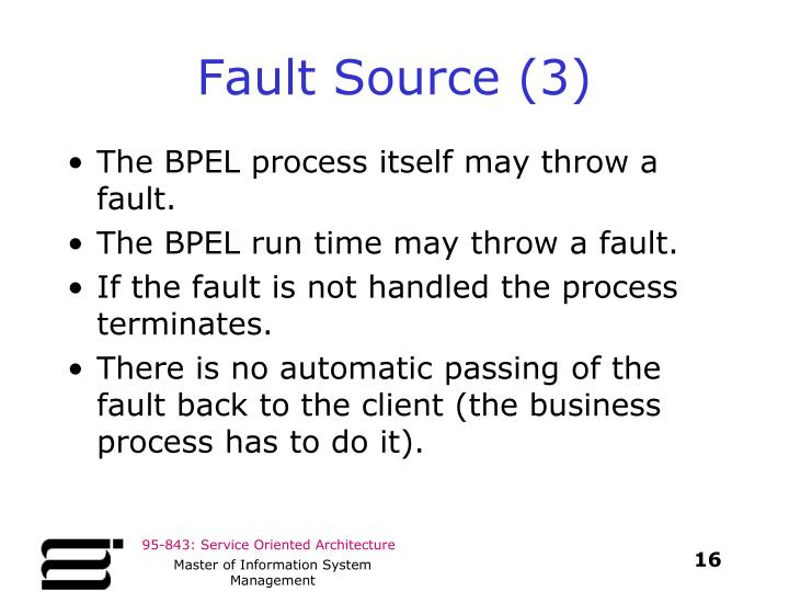 Fault Source (3)
