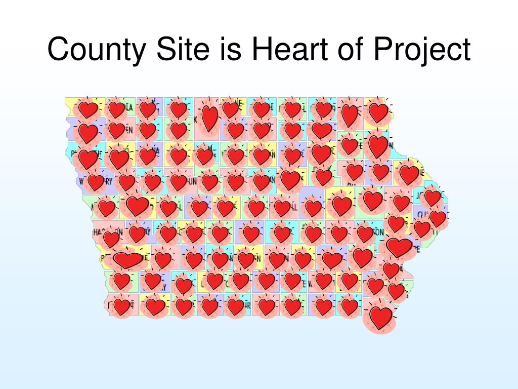County Site is Heart of Project
