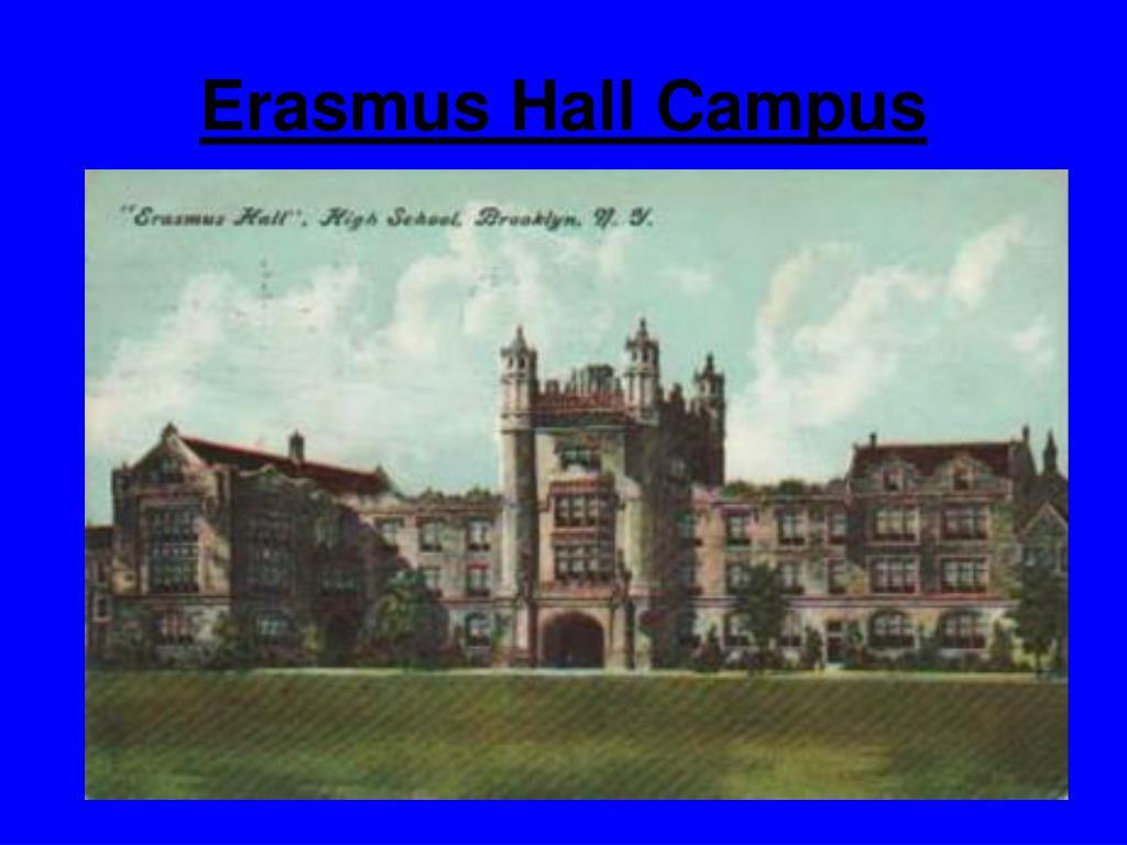 Erasmus Hall Campus