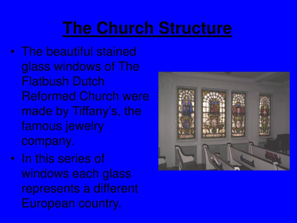 The Church Structure