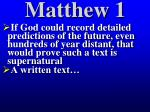 matthew 111