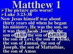 matthew 143
