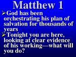 matthew 162