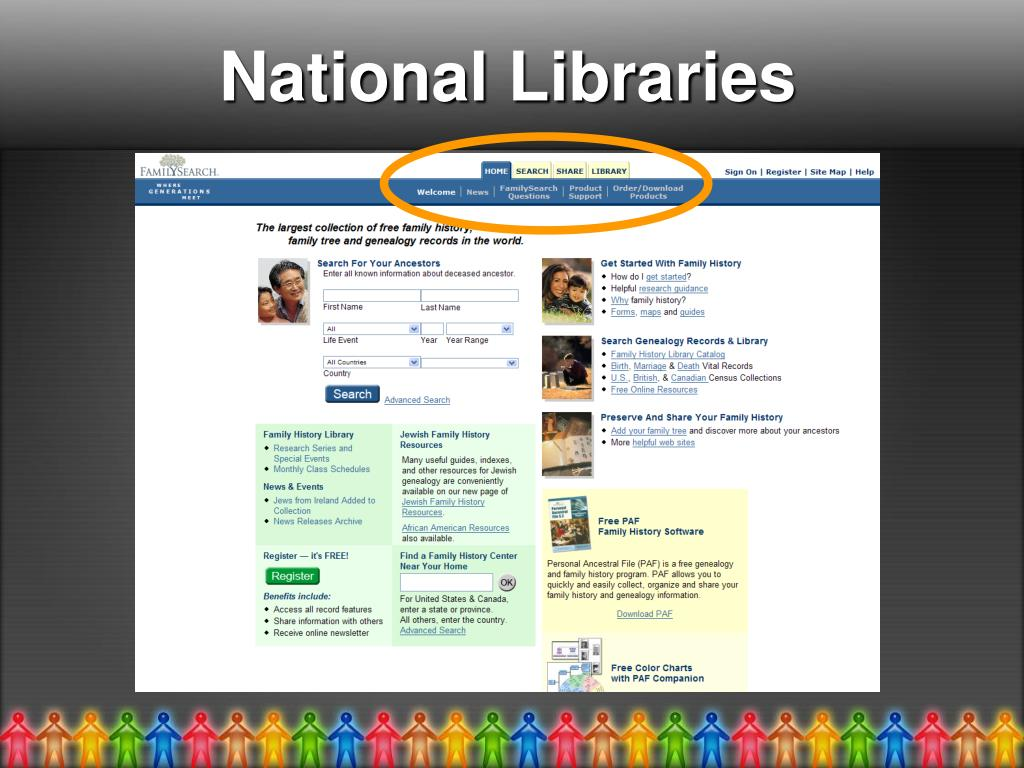 National Libraries