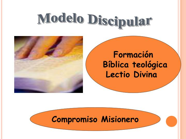 Modelo Discipular