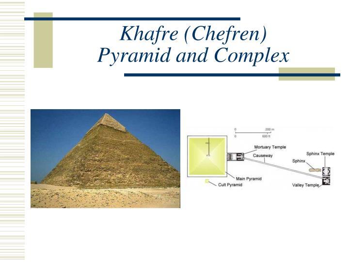 Khafre (Chefren)