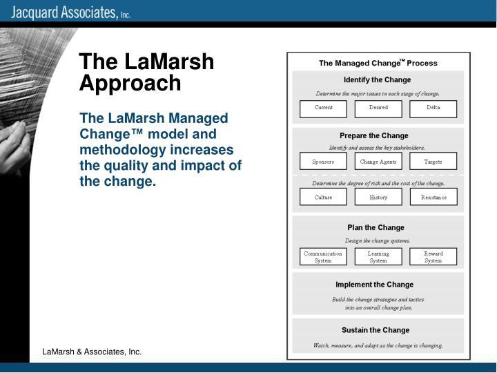 The LaMarsh