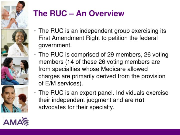 The ruc an overview l.jpg