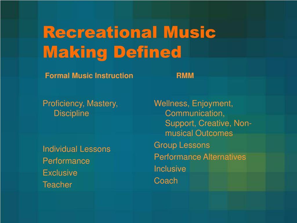 Proficiency, Mastery, Discipline