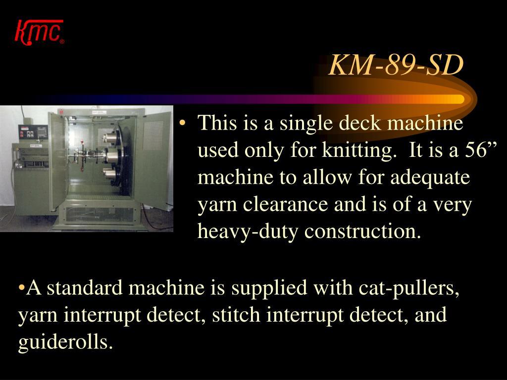 KM-89-SD