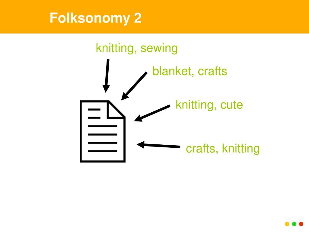 Folksonomy 2