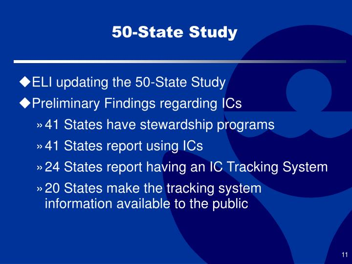 50-State Study