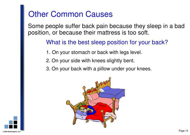 Other Common Causes