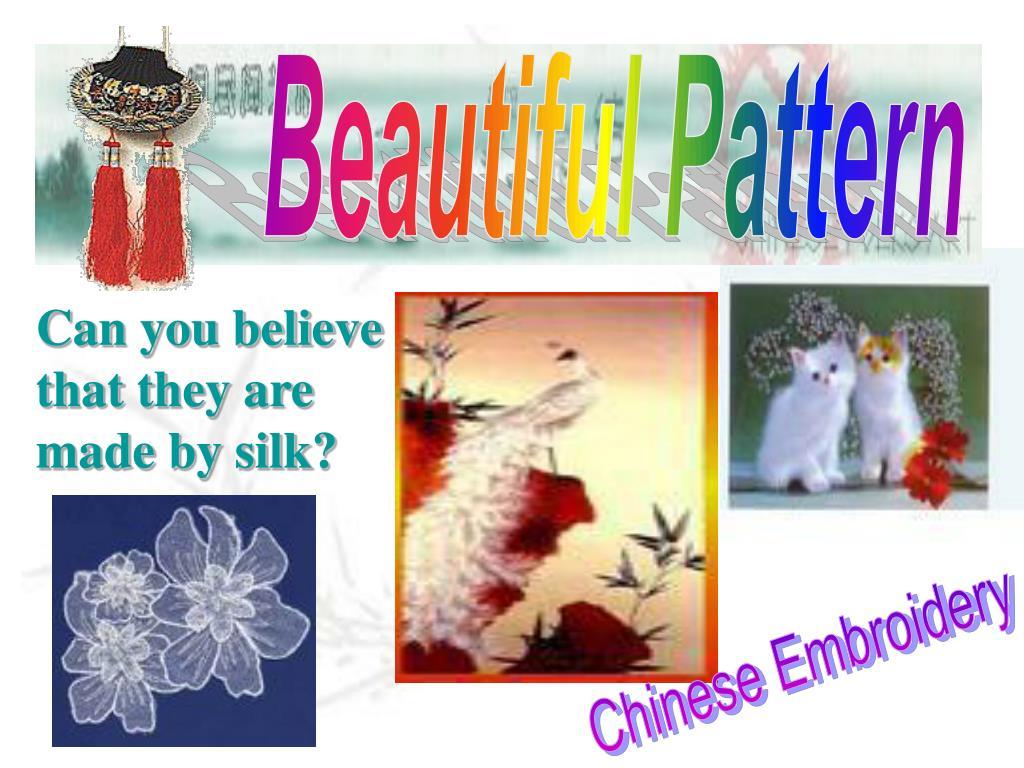 Beautiful Pattern
