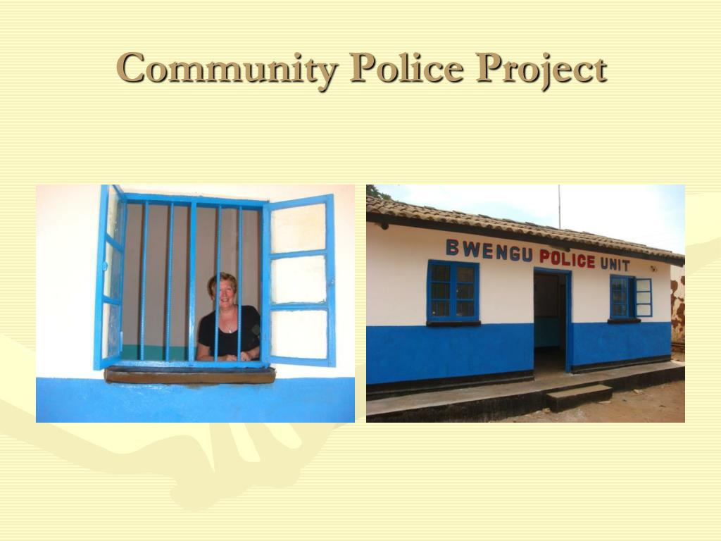 Community Police Project