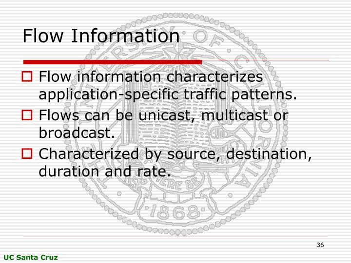Flow Information