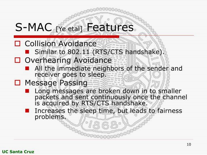 S-MAC