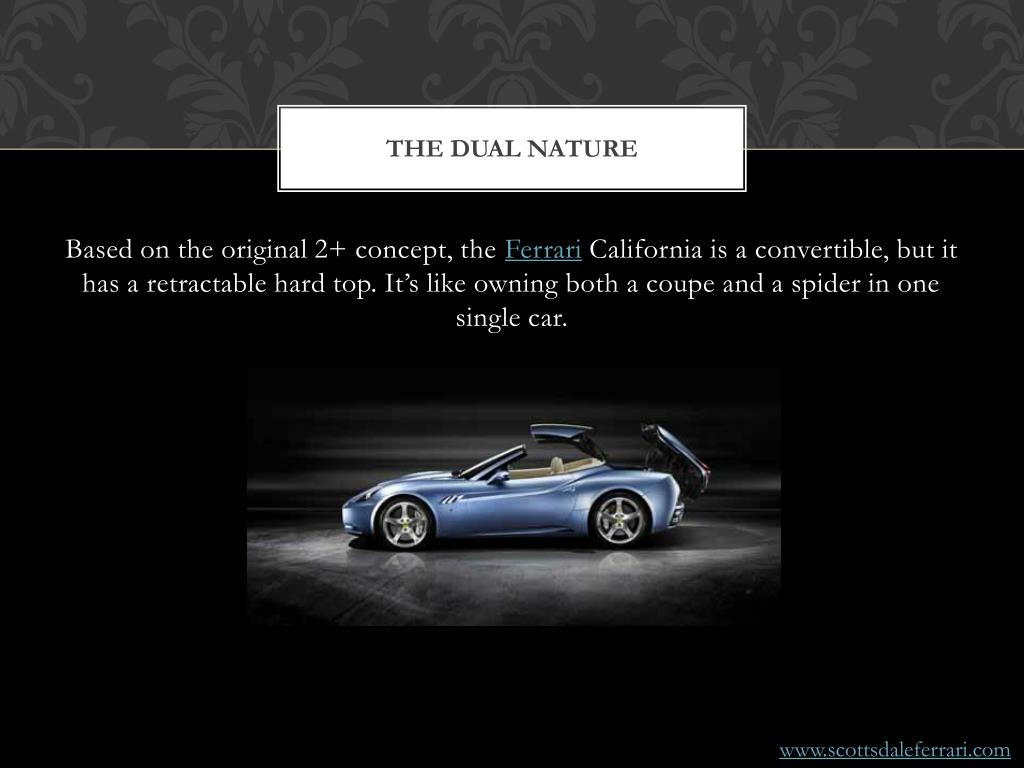 The Dual Nature