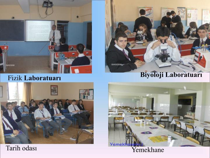 Laboratuarı