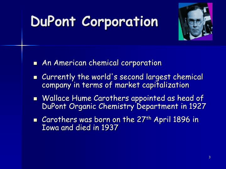 Dupont corporation
