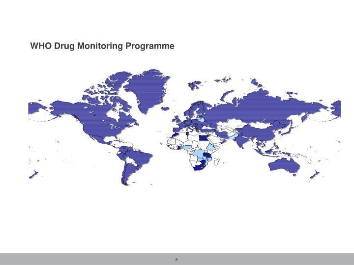 WHO Drug Monitoring Programme