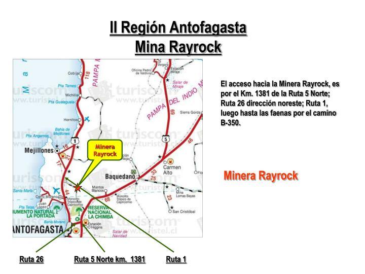 II Región Antofagasta
