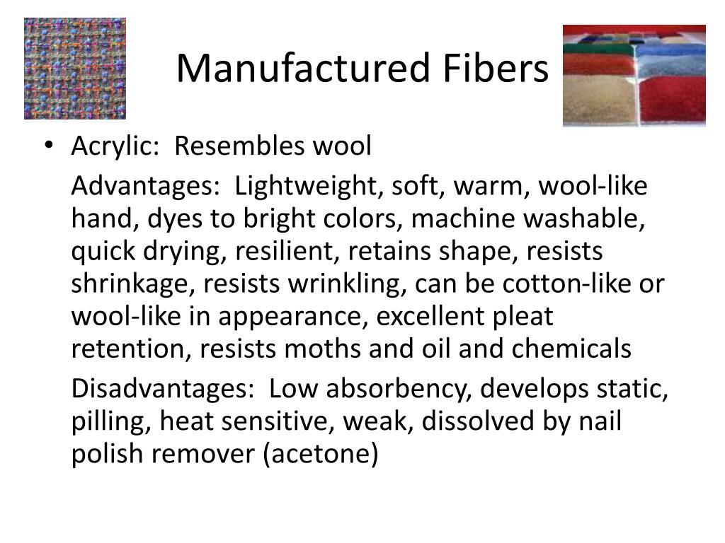 Manufactured Fibers