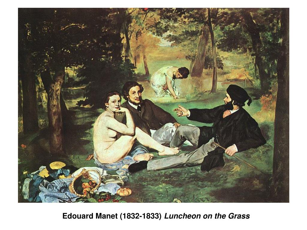 Edouard Manet (1832-1833)