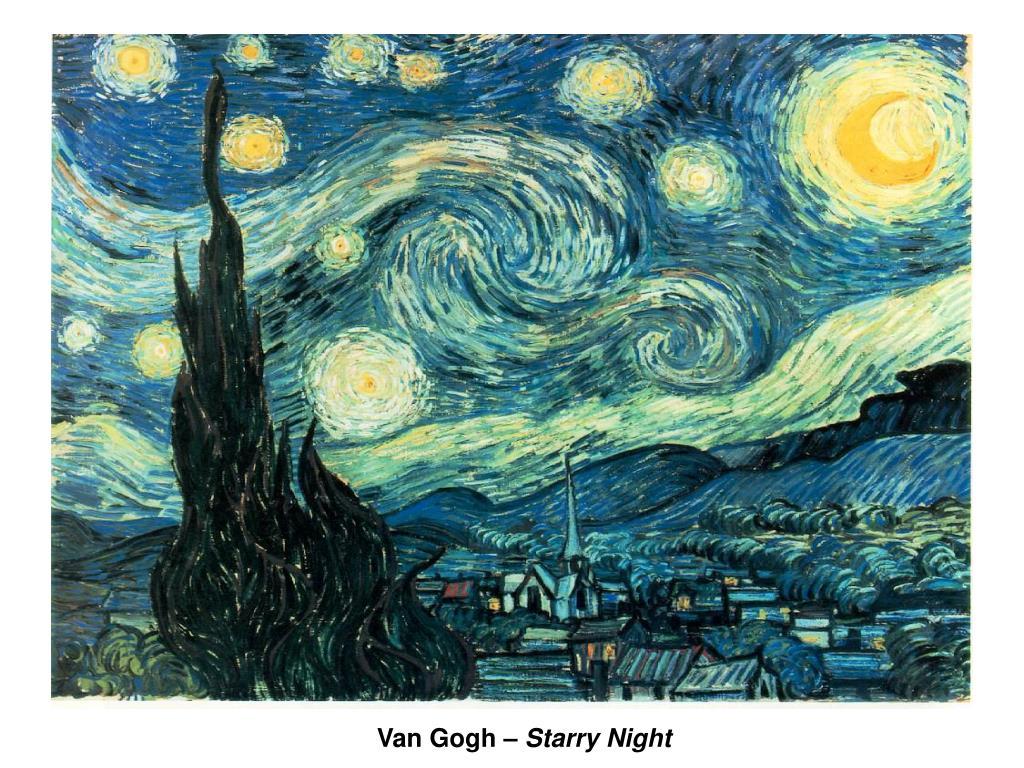 Van Gogh –