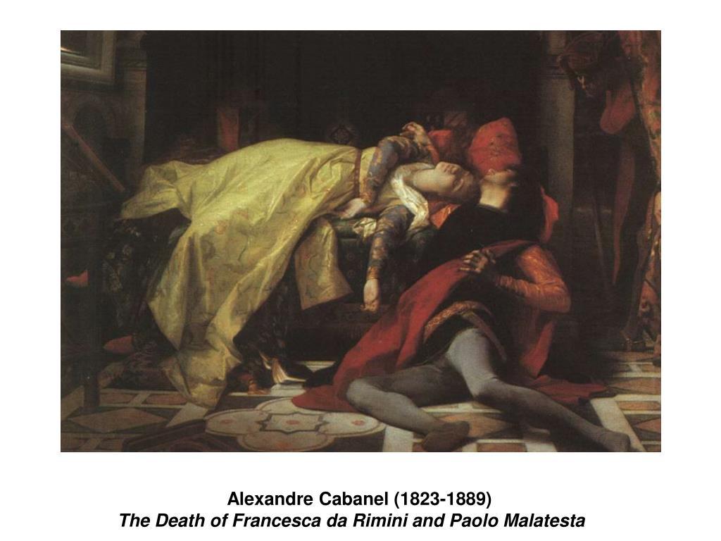 Alexandre Cabanel (1823-1889)