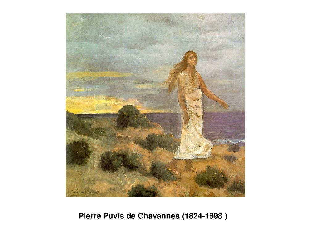Pierre Puvis de Chavannes (1824-1898 )