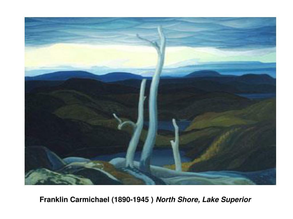 Franklin Carmichael (1890-1945