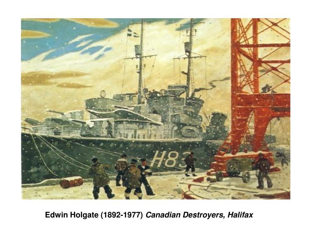 Edwin Holgate (1892-1977)