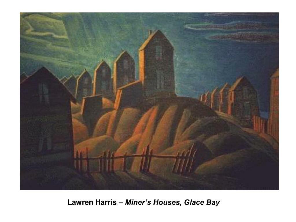 Lawren Harris –