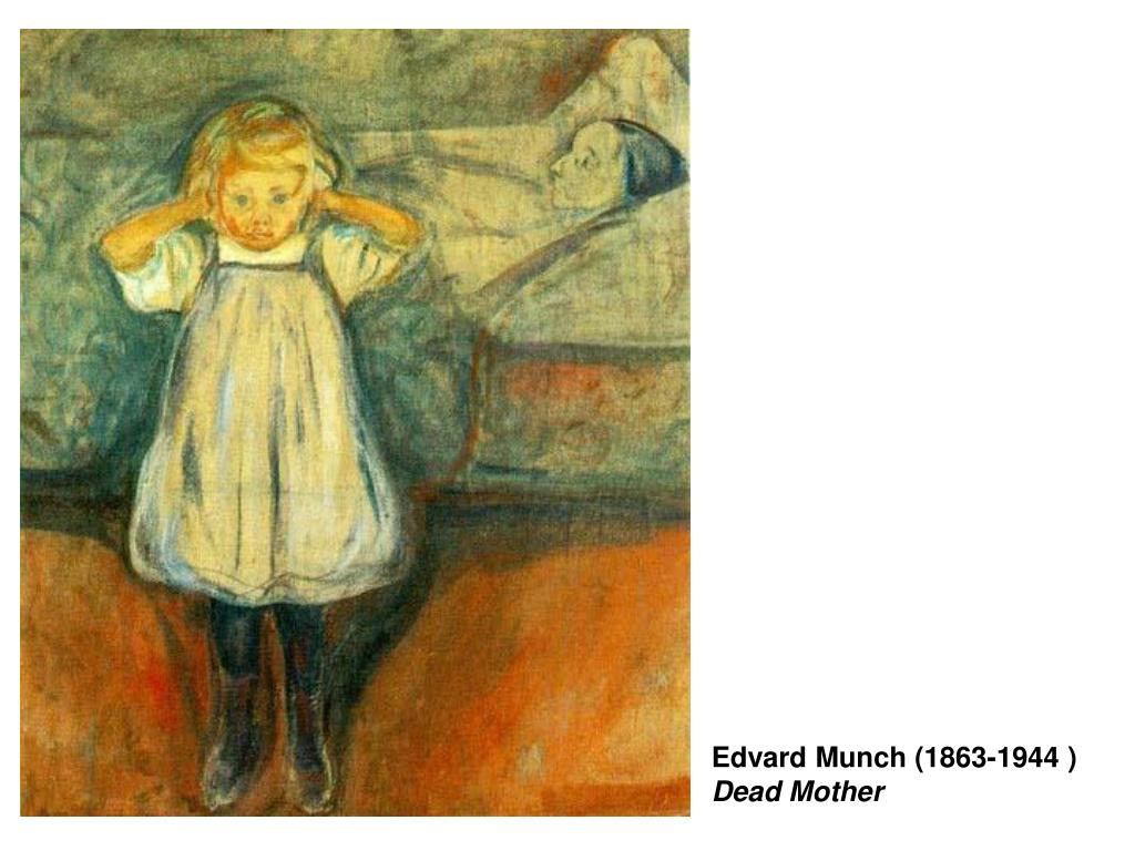 Edvard Munch (1863-1944