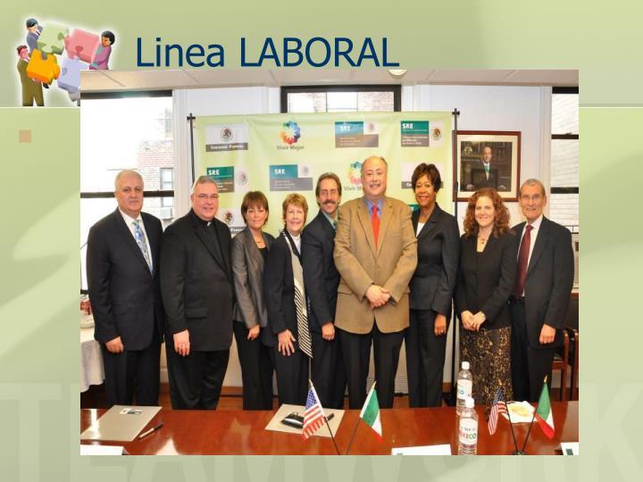 Linea LABORAL