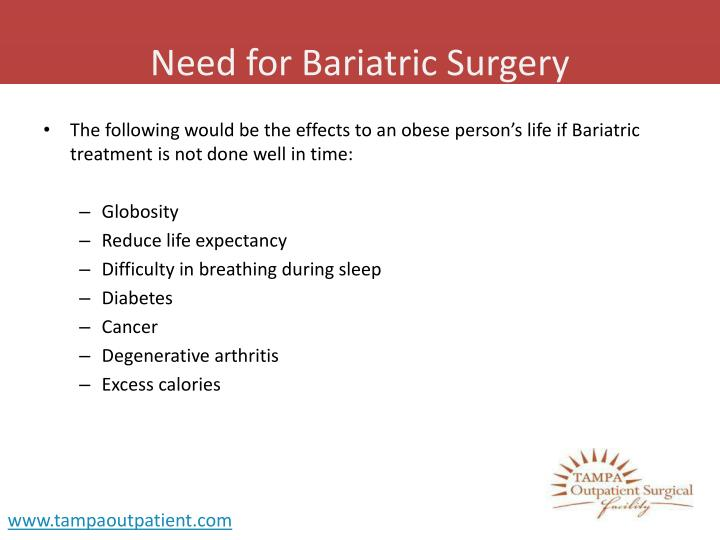 Need for bariatric surgery l.jpg