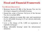 fiscal and financial framework2
