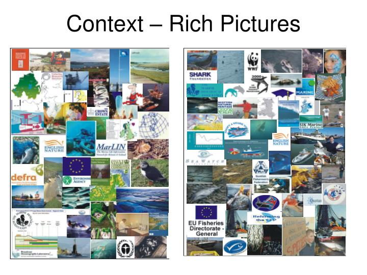 Context – Rich Pictures