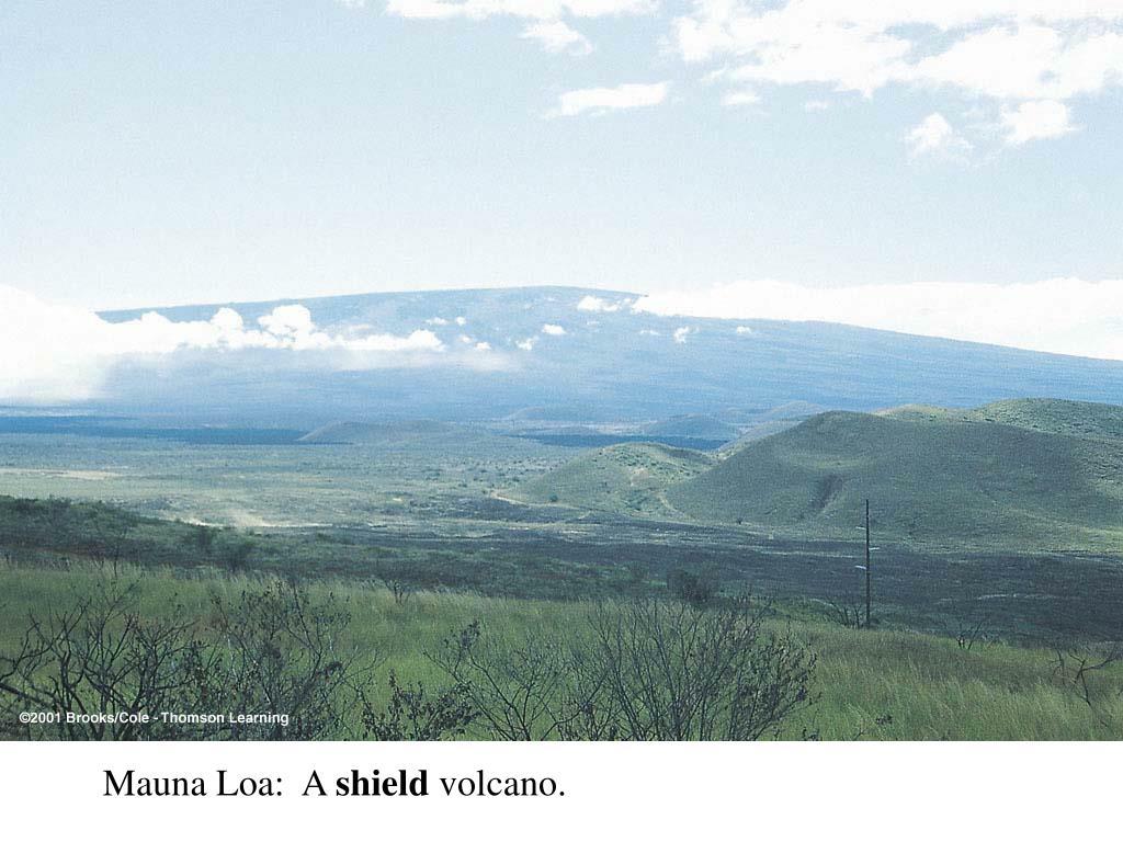 Mauna Loa:  A